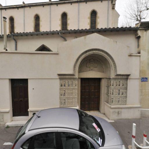 Saint-Giniez - Église - Marseille
