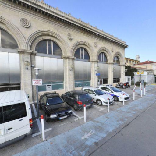 Gare de Marseille Saint-Charles - Transport ferroviaire - Marseille