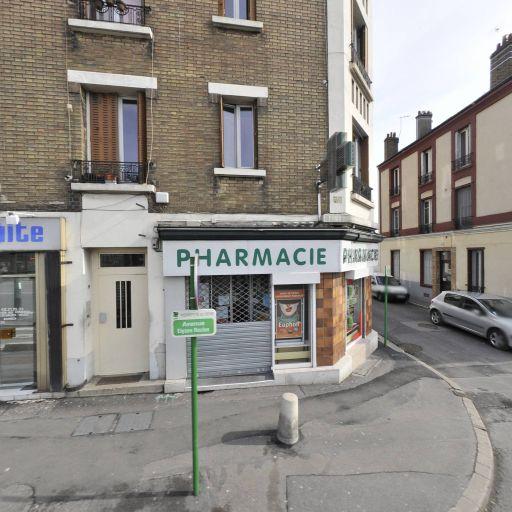 Pharmacie Avenue Elisee Reclus - Pharmacie - Pierrefitte-sur-Seine
