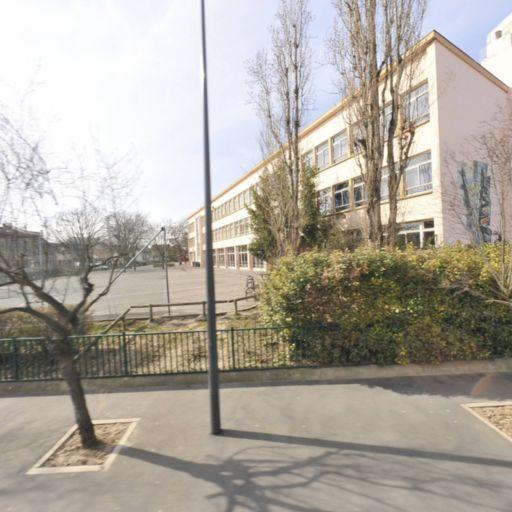 Ecole maternelle Antoine de Saint-Exupéry - École primaire publique - Maisons-Alfort