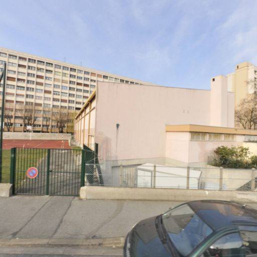 Mairie - Gymnase - Maisons-Alfort