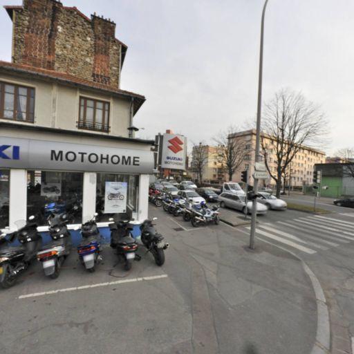 Credit Cooperatif - Banque - Maisons-Alfort