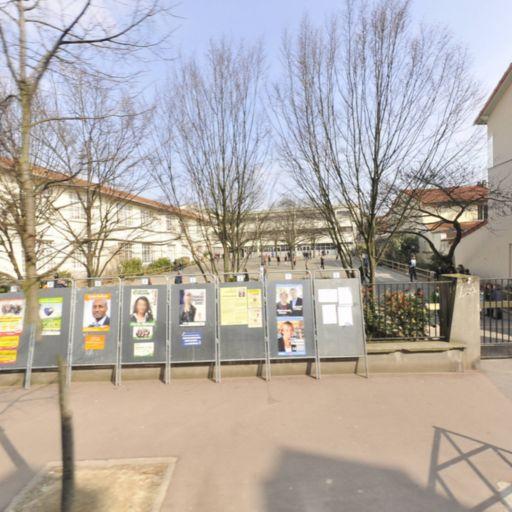 Ecole maternelle Parmentier - École maternelle publique - Maisons-Alfort