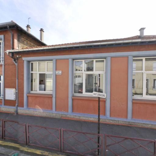 Ecole élémentaire Paul Bert - École primaire publique - Montreuil