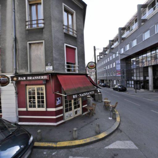 La Renaissance - Café bar - Montreuil