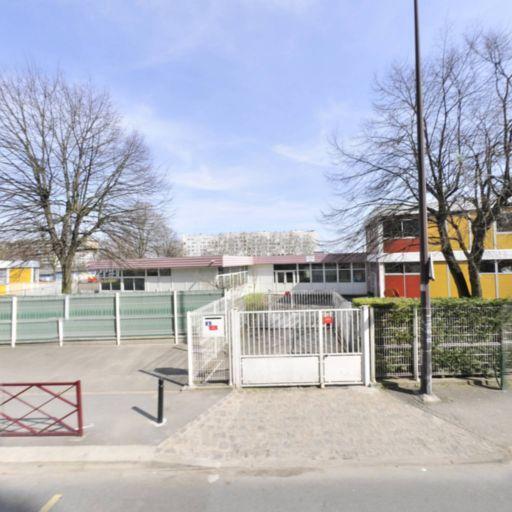 Ecole Maternelle Julius Rosenberg - École maternelle publique - Montreuil