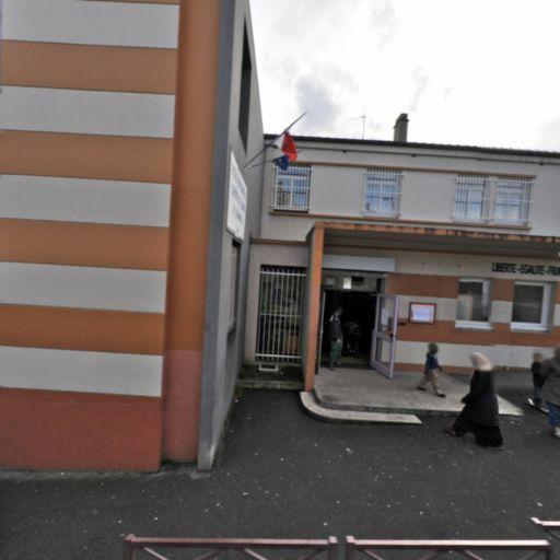 Ecole maternelle Danielle Casanova - École maternelle publique - Montreuil