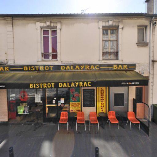 Lab - Restaurant - Fontenay-sous-Bois