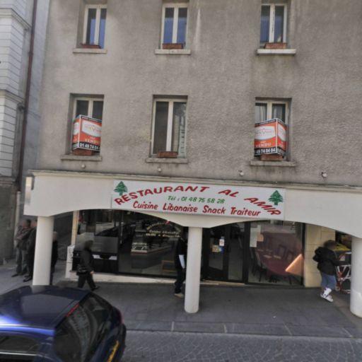 Restaurant Al Amir - Restaurant - Fontenay-sous-Bois