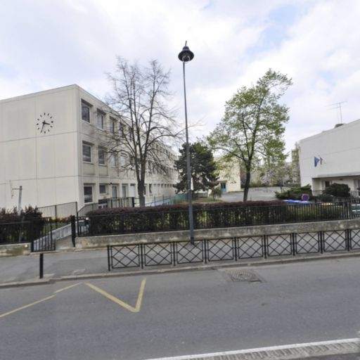 Ecole élémentaire Victor Hugo - École primaire publique - Maisons-Alfort