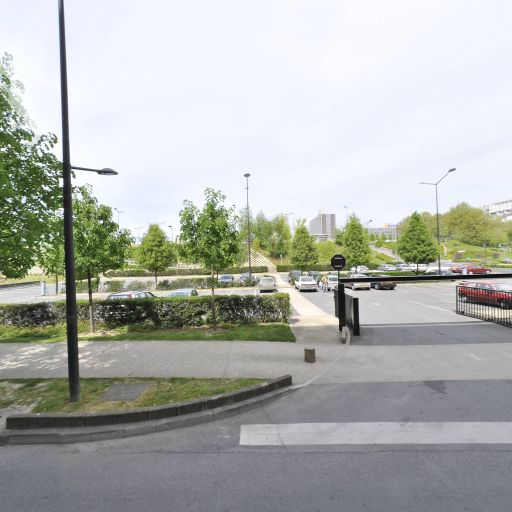 Parking Senghor - Parking - Évry-Courcouronnes