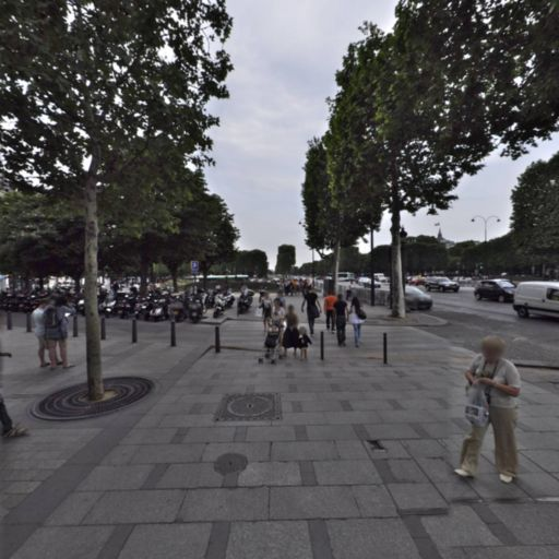 Meet The French - Chauffeur d'automobiles - Paris