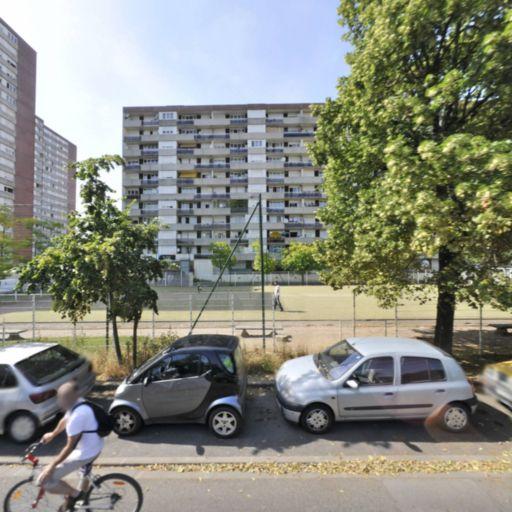 Playground Street Soccer Rue Jules Guesde - Infrastructure sports et loisirs - Alfortville