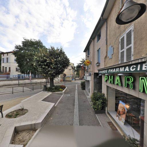 Grande Pharmacie De Sainte Foy - Pharmacie - Sainte-Foy-lès-Lyon