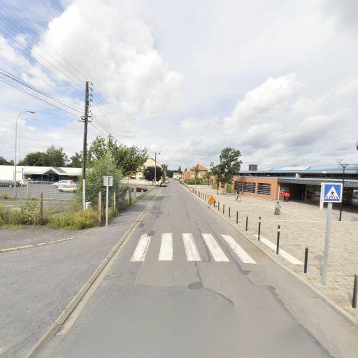 Gymnase Jean Mineur - Gymnase - Valenciennes