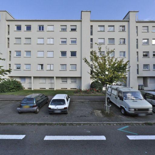 Genest Yvon - Halles et marchés - Nantes