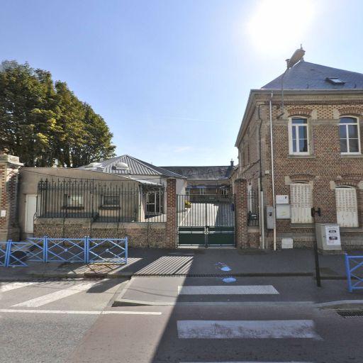 Ecole maternelle Saint-Maurice - Restaurant d'entreprises et collectivités - Amiens