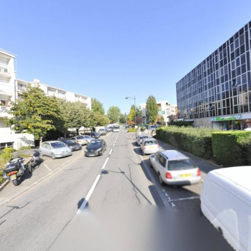 Station U - Station-service - Le Chesnay-Rocquencourt