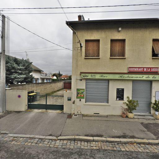 Restaurant La Lozère - Restaurant - Vénissieux