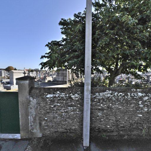 Cimetière Saint-Paul - Cimetière - Rezé