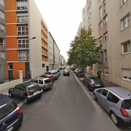 Association La Pierre Angulaire - Maison de retraite et foyer-logement publics - Villeurbanne