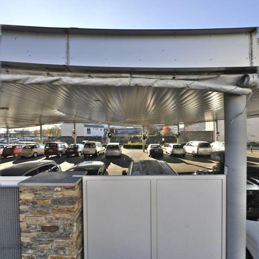 Parking L'Espace Mellay - Parking - Carquefou