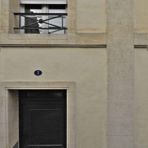 Omogiate Tina - Coursiers - Bordeaux