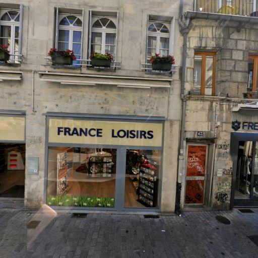 France Loisirs - Librairie - Besançon
