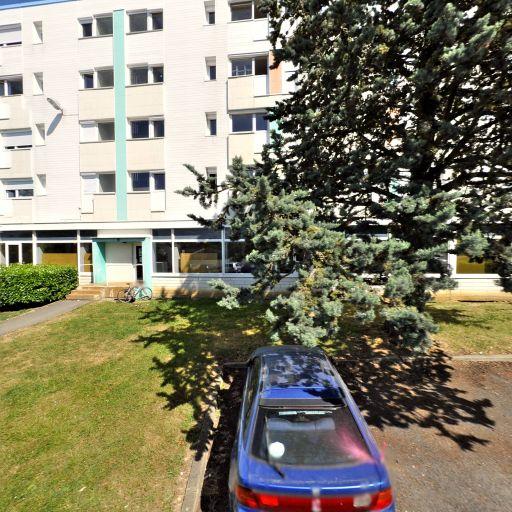 Cité Rabelais - Résidence étudiante - Poitiers