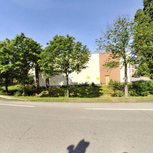 Arcotel Autoport Alsace - Hôtel - Sausheim