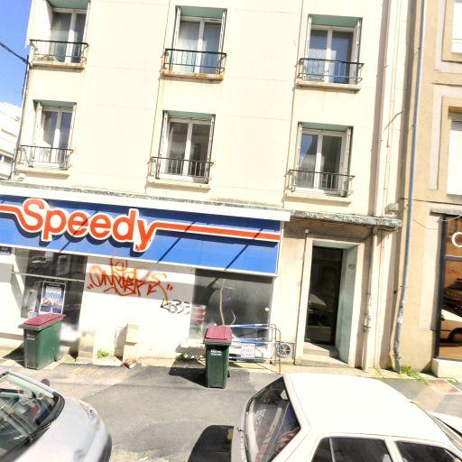 Gosserez Nathalie - Formation continue - Brest
