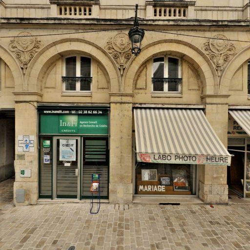 Gaillard Sabrina - Institut de beauté - Orléans