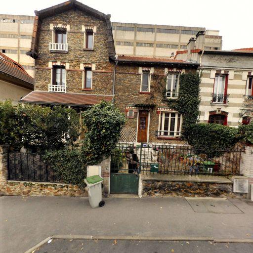Jeannin Guyard Françoise - Formation continue - Vincennes
