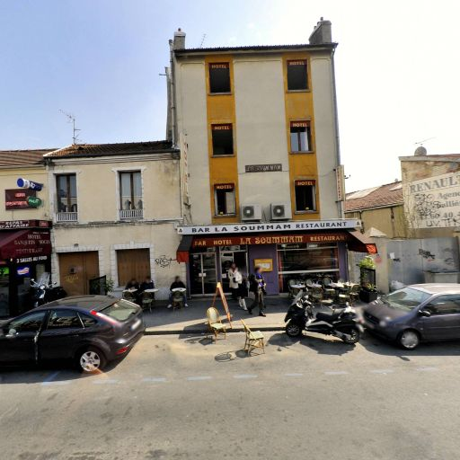 la Loge 93 - Café bar - Bagnolet