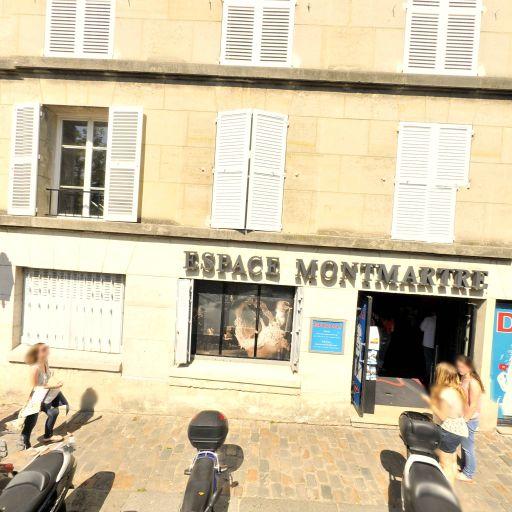 Espace Dalí - Attraction touristique - Paris