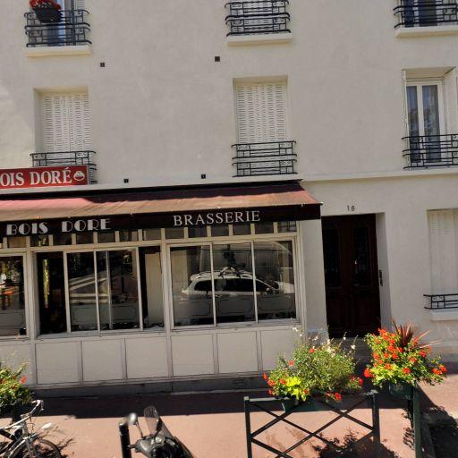 Le Bois Doré - Café bar - Saint-Mandé