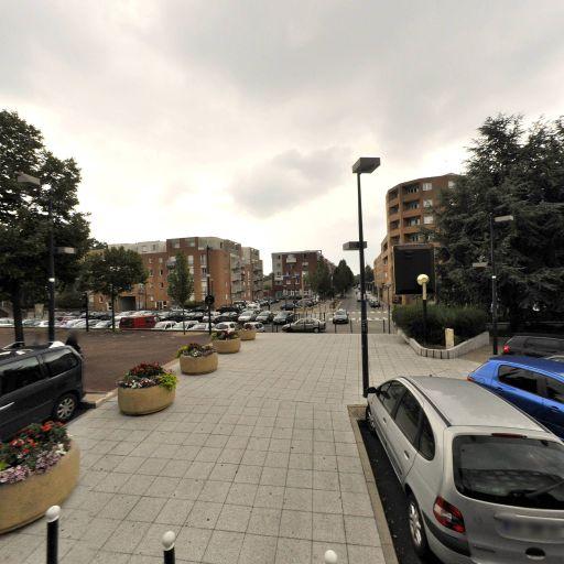 Parking Aunettes - Parking - Évry-Courcouronnes