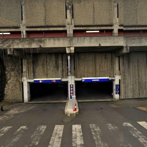 Parking Sabatier - Parking - Évry-Courcouronnes