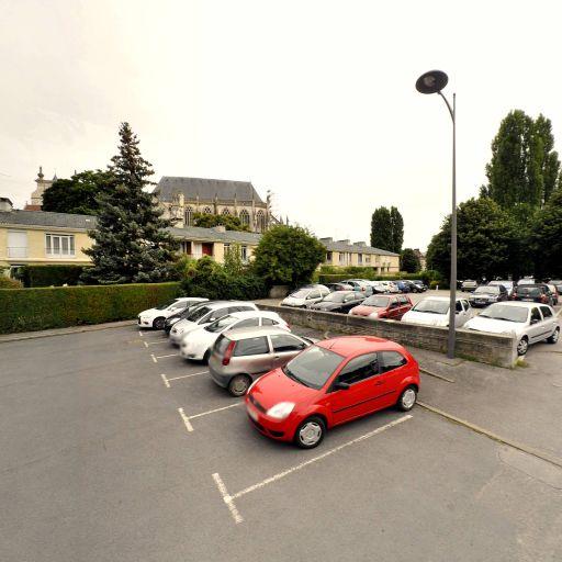 Parking Théâtre - Parking - Beauvais