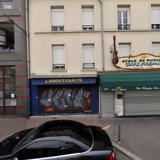 La Chope Des Puces - Association culturelle - Saint-Ouen