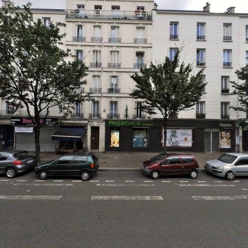 Grande Pharmacie Garibaldi - Pharmacie - Saint-Ouen