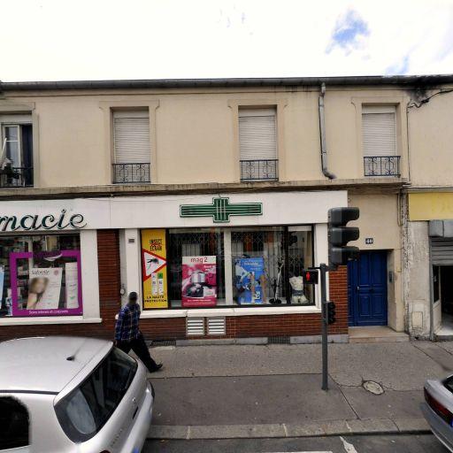 Pharmacie Feuilly Higelin - Pharmacie - Saint-Ouen-sur-Seine