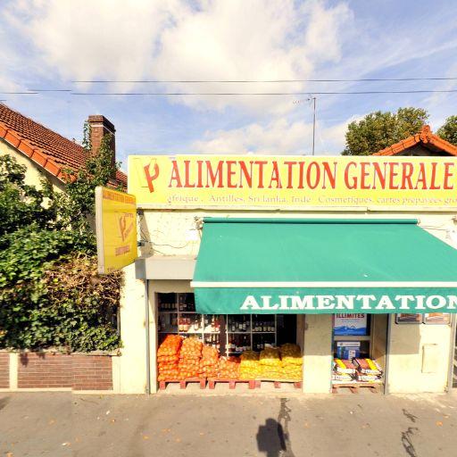 Anissa - Alimentation générale - Aubervilliers