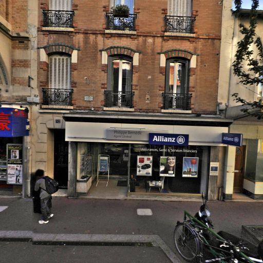 Allianz Mefflet Romain - Société d'assurance - Malakoff