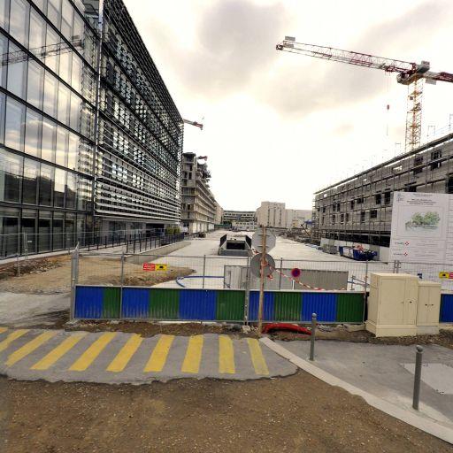 Issy-les-Moulineaux - Île Saint-Germain - Indigo - Parking réservable en ligne - Issy-les-Moulineaux