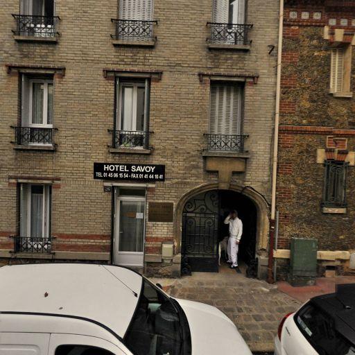 Cerisaie 92 - Hôtel - Suresnes