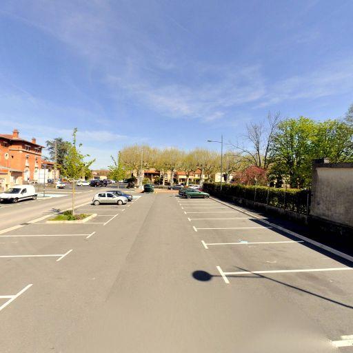 Parking Albi Gare - Parking - Albi