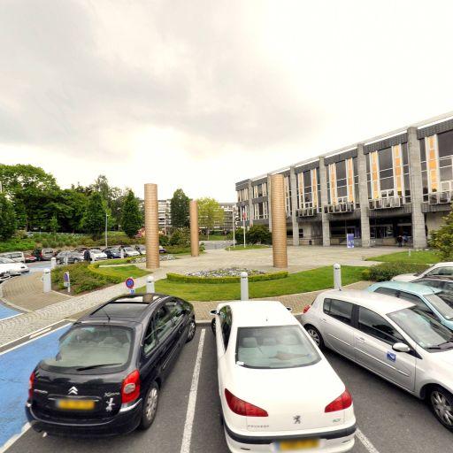 Parking Bretagne - Parking - Vannes