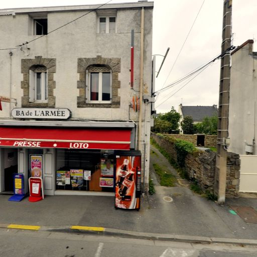 Bar De L'Armée - Café bar - Vannes