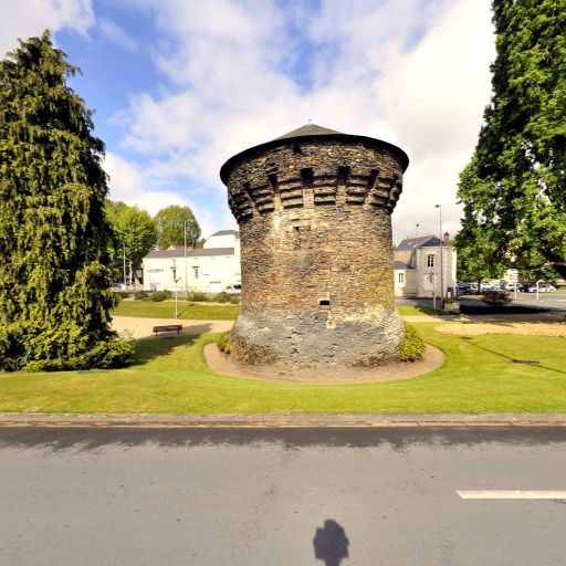 Tour de la Haute-Chaîne - Attraction touristique - Angers